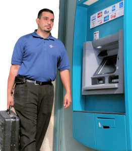 First and Second Line ATM Maintenance