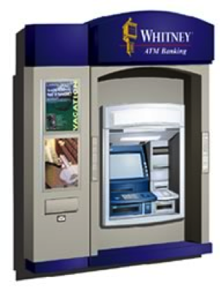 Branding ATM Surrounds and Kiosks