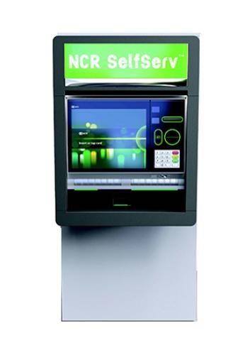 NCR SelfServ 84 Drive-up