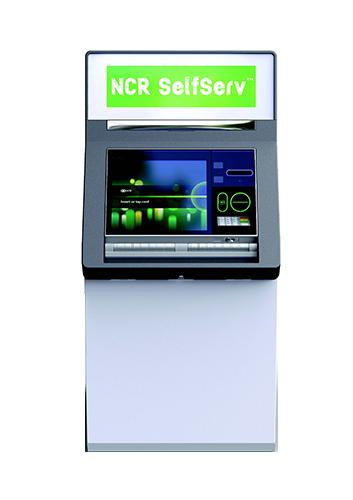 NCR SelfServ 82